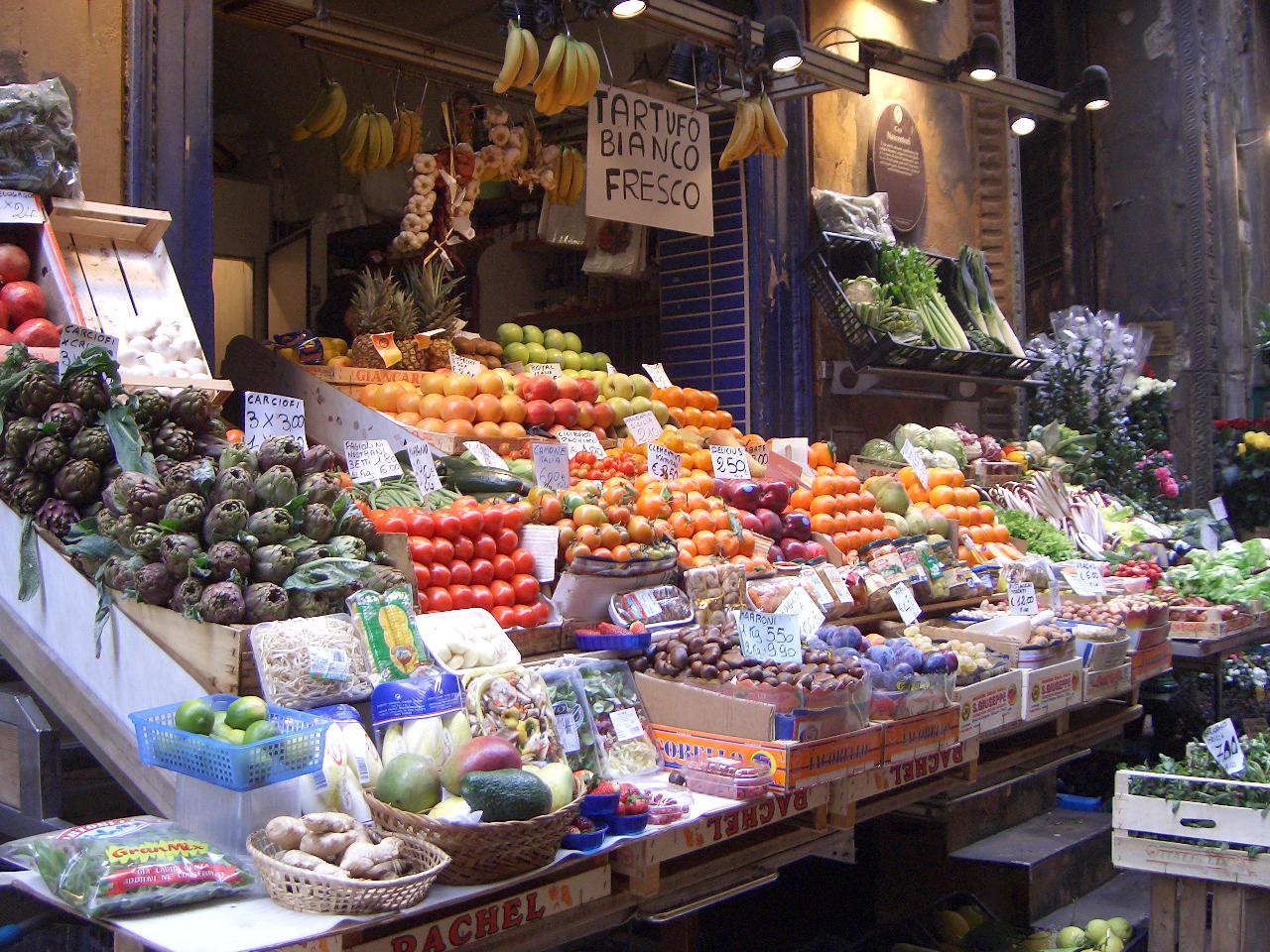 Fresh Produce | RentVillas.com