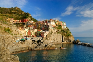 Whether you're visiting the Cinque Terre for the first time, or are returning, a guided tour is a wonderful way to see this beautiful area!