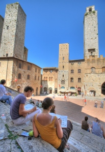 San Gimignano has a fascinating history!