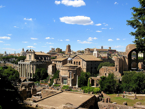 Explore ancient Rome with a private guide!