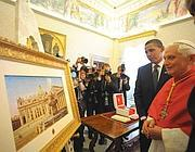 The Vatican Mosaic Studio is typically reserved for heads of state... Now you, too, can visit the inner sanctum!