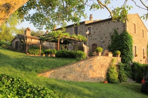 La Cappella dell'Alfina is a charming farmhouse near Acquapendente.