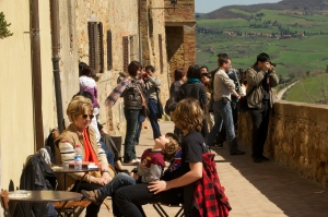 Explore the hill towns in Tuscany!