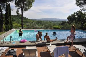 Enjoy the pool at your villa!