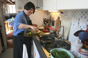 Learn to cook as the Romans do from a food writer and home cook!